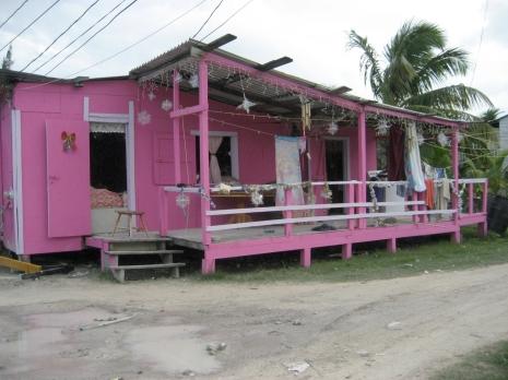 Caye Caulker, Belize (2012).