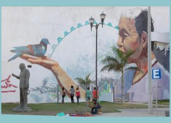 Campeche, Meksiko (2011).