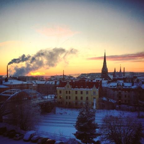 Tammela, Tampere (2016).