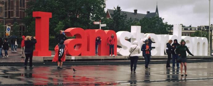 Amsterdam, Alankomaat (2015).